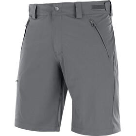 Salomon Wayfarer Shorts Men forged iron